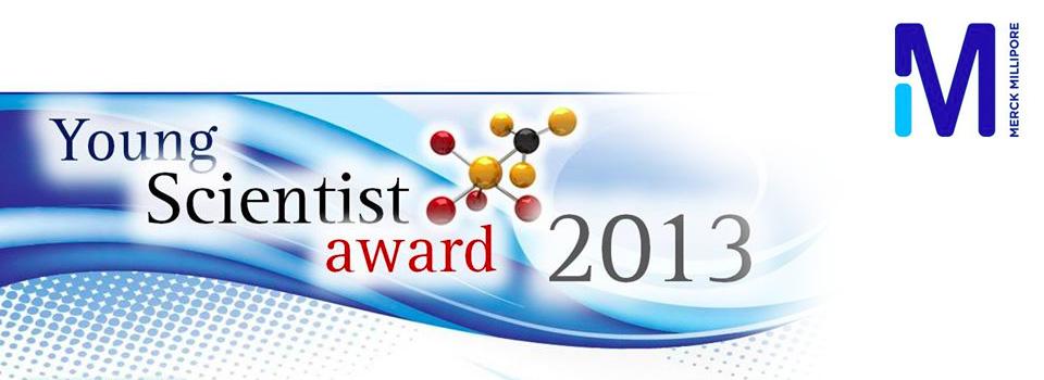 งานประกาศผลรางวัล Merck Young Scientist 2013Merck Young Scientist Award 2013