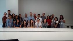 งานประชุมย่อย เมษายน 2559Small group meeting april 2016